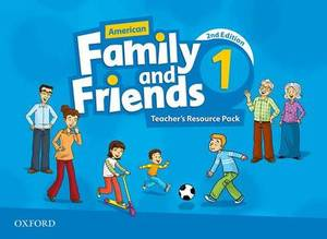 American Family and Friends: Level One: Teacher's Resource Pack: Supporting All Teachers, Developing Every Child: Level 1