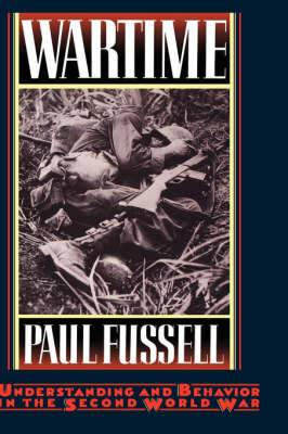 Wartime: Understanding and Behaviour in the Second World War