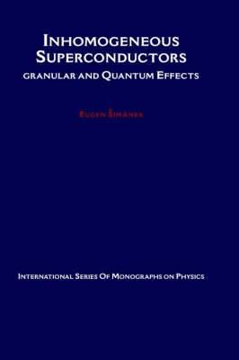 Inhomogeneous Superconductors: Granular and Quantum Effects
