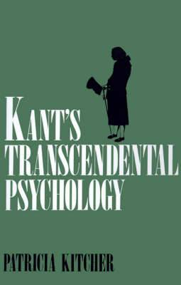 Kant's Transcendental Psychology