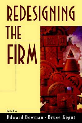 Redesigning the Firm