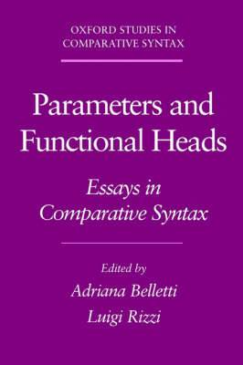 Parameters and Functional Heads: Essays in Comparative Syntax