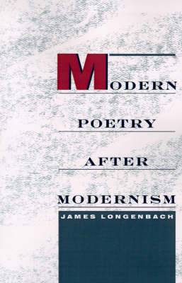 Modern Poetry After Modernism