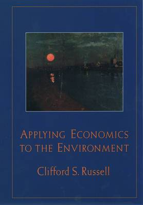 Applying Economics to the Environment