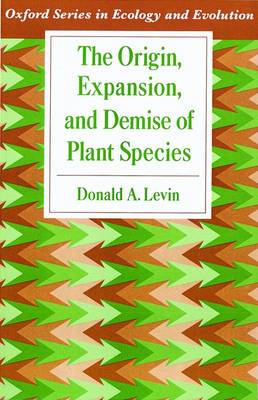 The Origin, Expansion and Demise of Plant Species