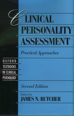 Clinical Personality Assessment: Practical Approaches
