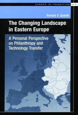 The Changing Landscape in Easter Europe: A Personal Perspective on Philanthropy and Technology Transfer