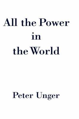 All the Power in the World