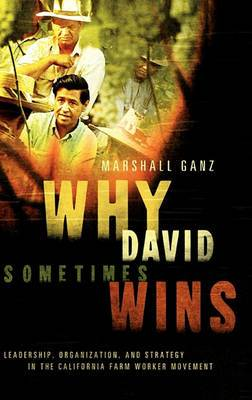 Why David Sometimes Wins: Leadership, Strategy and the Organization in the California Farm Worker Movement