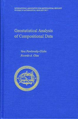 Geostatistical Analysis of Compositional Data