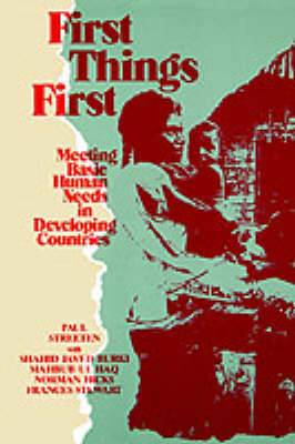 First Things First: Meeting Basic Human Needs in Developing Countries