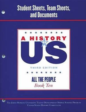 Johns Hopkins University Student Workbook for Book 10 Hofus
