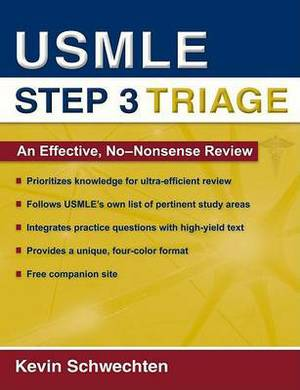 Step 3 Review and Answer Guide: An Essential Review for the USMLE Step 3