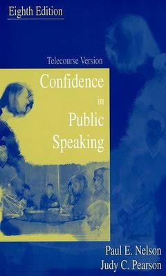 Confidence in Public Speaking: Telecourse Version