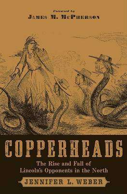 Copperheads: The Rise and Fall of Lincoln's Opponents in the North (Foreword by James M. McPherson)