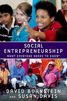 Social Entrepreneurship: What Everyone Needs to Know (R)