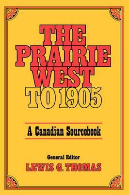 Prairie West to 1905