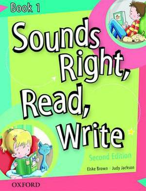 Sounds Right, Read, Write National Book 1