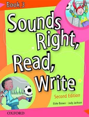 Sounds Right, Read, Write National Book 3