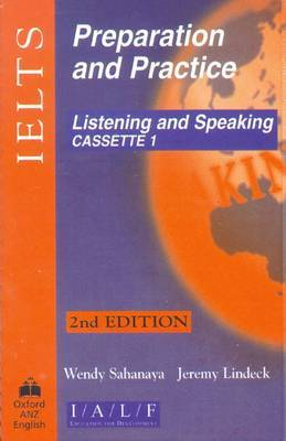 Ielts Preparation and Practice: Listening and Speaking Set of 2 Cassettes