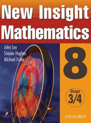 New Insight Mathematics Year 8 Stage 3 and 4 Students Text