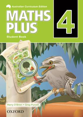 Maths Plus Australian Curriculum Edition Student Book 4