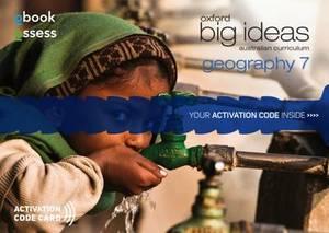 Oxford Big Ideas Geography 7 Australian Curriculum Obook/Assess Code Card