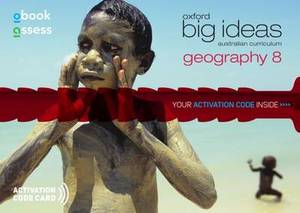 Oxford Big Ideas Geography 8 Ac Student Obook Assess (Code Card)