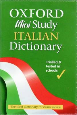 Oxford Mini Study Italian Dictionary