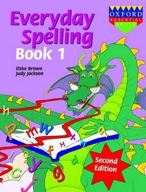 Everyday Spelling: Bk.1