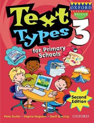 Text Types for Primary Schools: Bk. 3