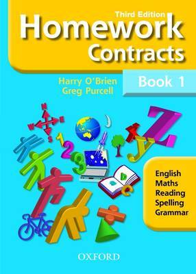 Homework Contracts: Bk. 1