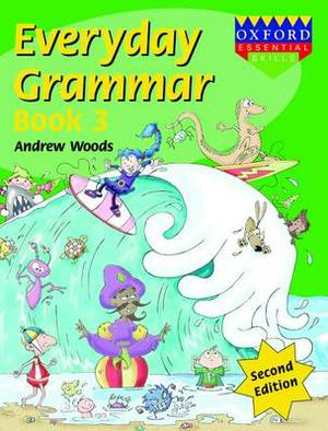 Everyday Grammar: Bk. 3