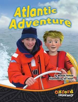 Oxford Literacy Team X Atlantic Adventure