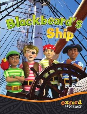 Oxford Literacy Team X Blackbeard's Ship