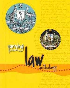 Yarning Strong Law Anthology