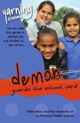Yarning Strong Demon Guards the School Yard