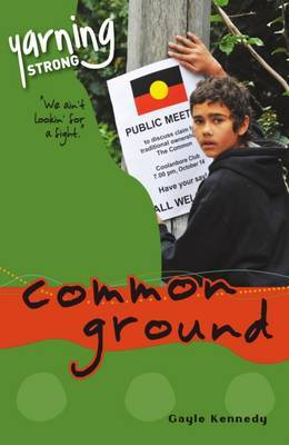 Yarning Strong Common Ground