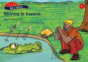 Monna Lekwena: Stage 2: Reader