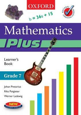 Oxford Mathematics: Gr 7: Learner's Book