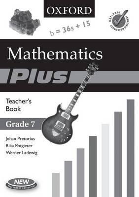 Oxford Mathematics: Gr 7: Teacher's Book