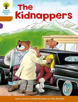 The Kidnappers: Stage 8: Big Book