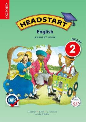 Headstart English CAPS: Gr 2: Learner's book: First additional language