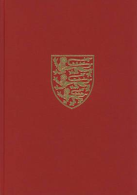 The Victoria History of the County of Oxford: v. 12: Wootton Hundred (Southern Part) Including Woodstock