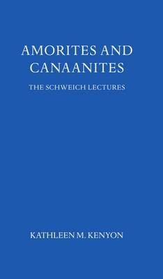 Amorites and Canaanites
