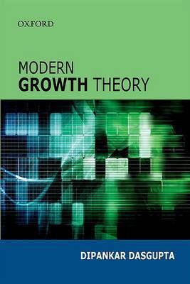 Modern Growth Theory
