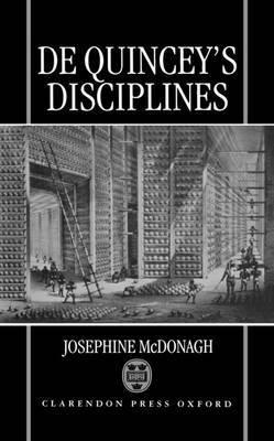 De Quincey's Disciplines