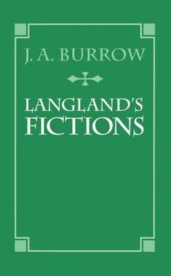 Langland's Fictions