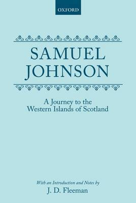 A Journey to the Western Islands of Scotland (1775)