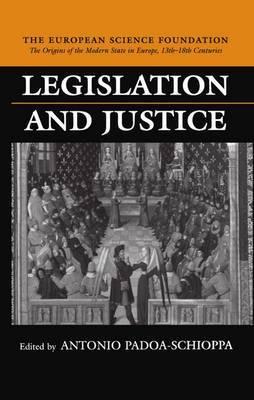 Legislation and Justice